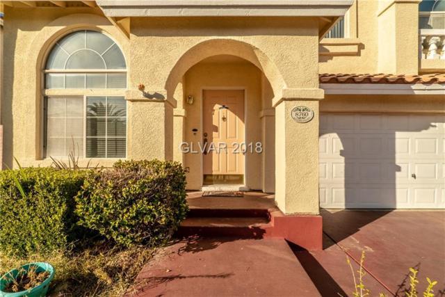 8760 Autumn Valley, Las Vegas, NV 89129 (MLS #2043054) :: The Machat Group | Five Doors Real Estate