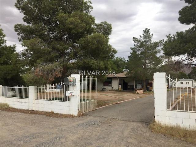 1362 Ringe, Las Vegas, NV 89110 (MLS #2043061) :: ERA Brokers Consolidated / Sherman Group