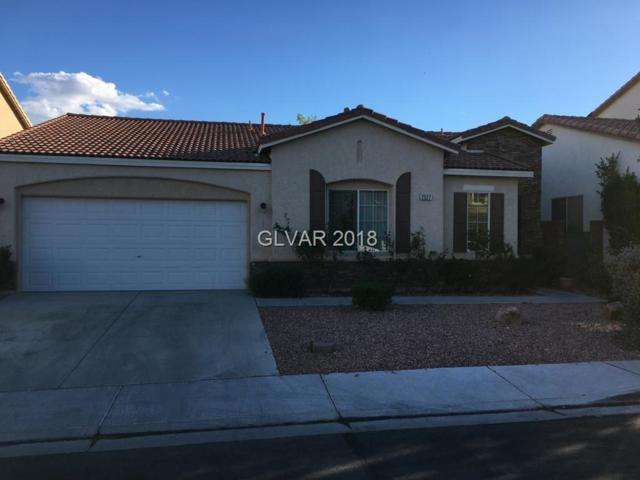 2527 Carmona, Henderson, NV 89074 (MLS #2043079) :: The Snyder Group at Keller Williams Marketplace One