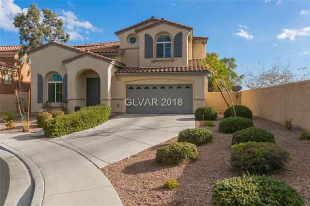 11769 Del Sur, Las Vegas, NV 89138 (MLS #2043162) :: The Machat Group | Five Doors Real Estate