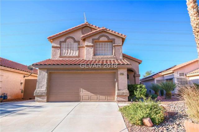 3769 Bossa Nova, Las Vegas, NV 89129 (MLS #2043216) :: The Machat Group | Five Doors Real Estate
