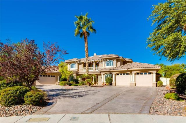198 Inveraray, Henderson, NV 89074 (MLS #2043218) :: The Snyder Group at Keller Williams Marketplace One