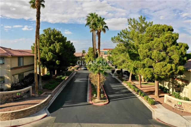 7300 Pirates Cove #2084, Las Vegas, NV 89145 (MLS #2043249) :: The Snyder Group at Keller Williams Marketplace One