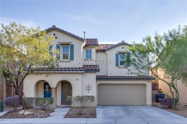 7189 La Cadena, Las Vegas, NV 89179 (MLS #2043258) :: Vestuto Realty Group