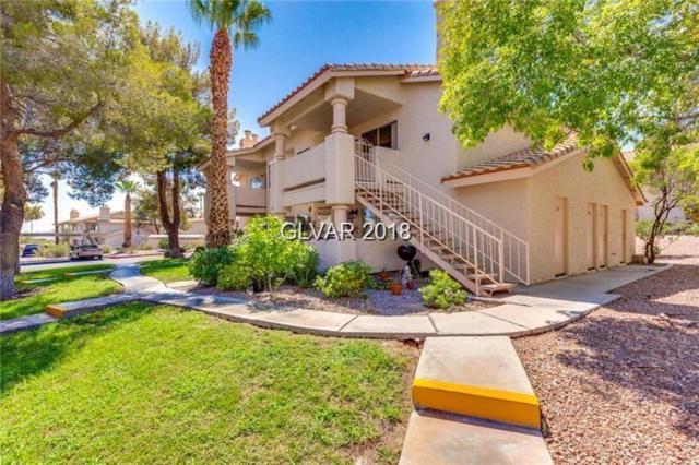 1301 Pinto Rock #201, Las Vegas, NV 89128 (MLS #2043311) :: Sennes Squier Realty Group