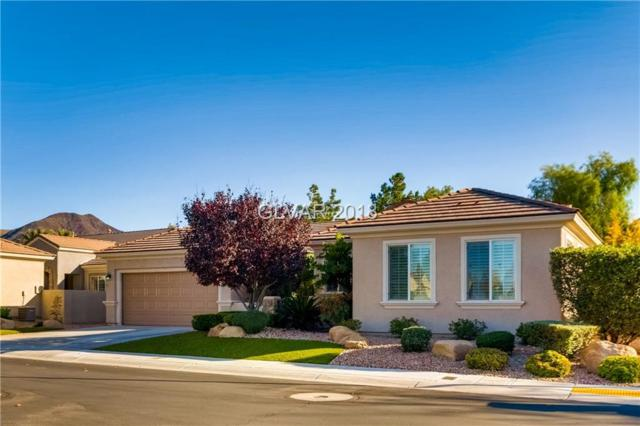 2331 Valley Cottage, Henderson, NV 89052 (MLS #2043360) :: The Snyder Group at Keller Williams Marketplace One
