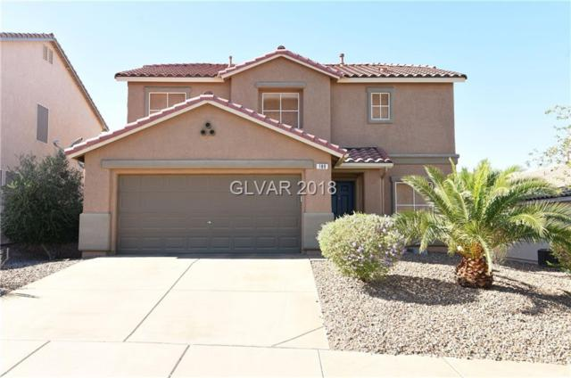 189 White Butte, Henderson, NV 89012 (MLS #2043410) :: The Snyder Group at Keller Williams Marketplace One