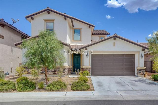 844 Via Del Cerchi, Henderson, NV 89011 (MLS #2043438) :: Vestuto Realty Group