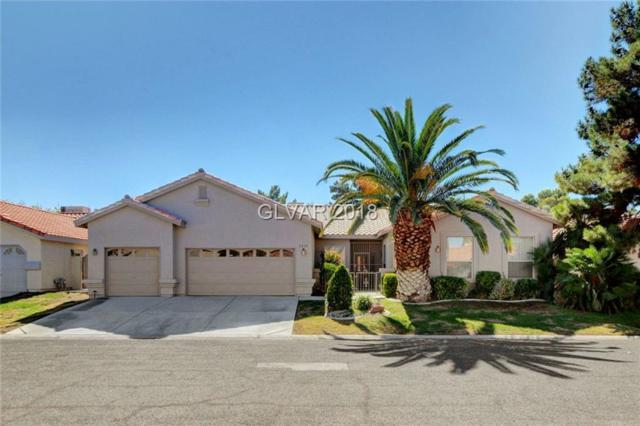 3235 Siboney Villa, Las Vegas, NV 89121 (MLS #2043447) :: The Machat Group | Five Doors Real Estate