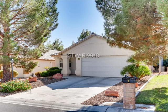 4961 Cedar Lawn, Las Vegas, NV 89130 (MLS #2043487) :: The Snyder Group at Keller Williams Marketplace One