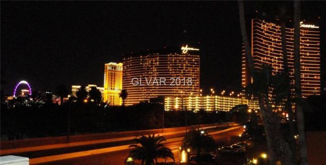 356 Desert Inn #304, Las Vegas, NV 89109 (MLS #2043626) :: The Snyder Group at Keller Williams Marketplace One