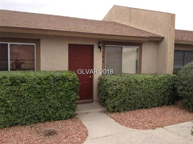 386 Linn, Las Vegas, NV 89110 (MLS #2043673) :: Sennes Squier Realty Group