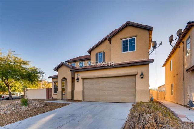 4926 Celsion Rock, North Las Vegas, NV 89081 (MLS #2043892) :: The Machat Group   Five Doors Real Estate