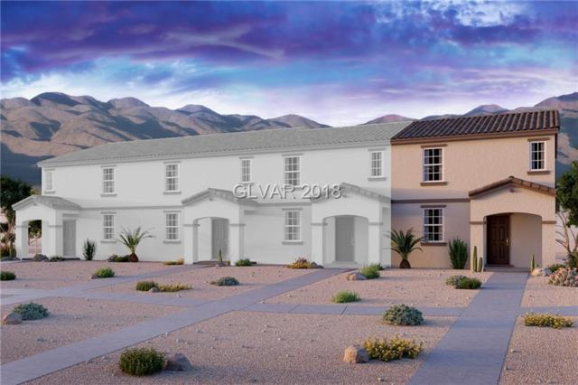 5240 White Chalk Lot 408, Las Vegas, NV 89115 (MLS #2043930) :: Sennes Squier Realty Group