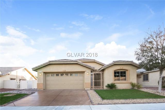 3213 Copper Sunset, North Las Vegas, NV 89081 (MLS #2043959) :: The Machat Group | Five Doors Real Estate
