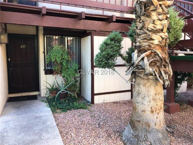 3152 S Eastern #39, Las Vegas, NV 89169 (MLS #2043984) :: Vestuto Realty Group