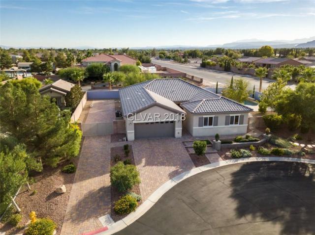 6781 Hyla Roman, Las Vegas, NV 89131 (MLS #2044070) :: The Machat Group | Five Doors Real Estate