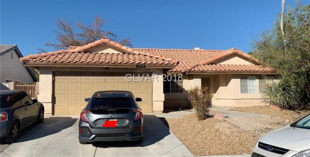 6112 Blossom Knoll, Las Vegas, NV 89108 (MLS #2044080) :: The Machat Group   Five Doors Real Estate