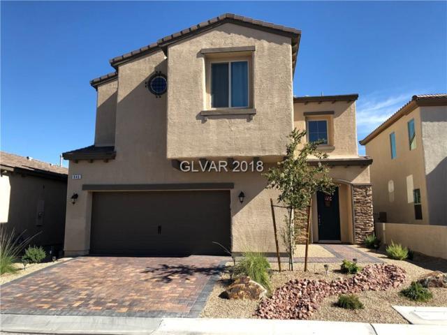 846 Glacier Springs, Las Vegas, NV 89148 (MLS #2044097) :: Vestuto Realty Group