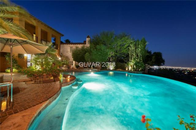 1308 Villa Barolo, Henderson, NV 89052 (MLS #2044273) :: The Machat Group   Five Doors Real Estate