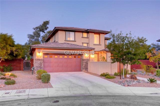 5282 Thistle Wind, Las Vegas, NV 89135 (MLS #2044386) :: Vestuto Realty Group