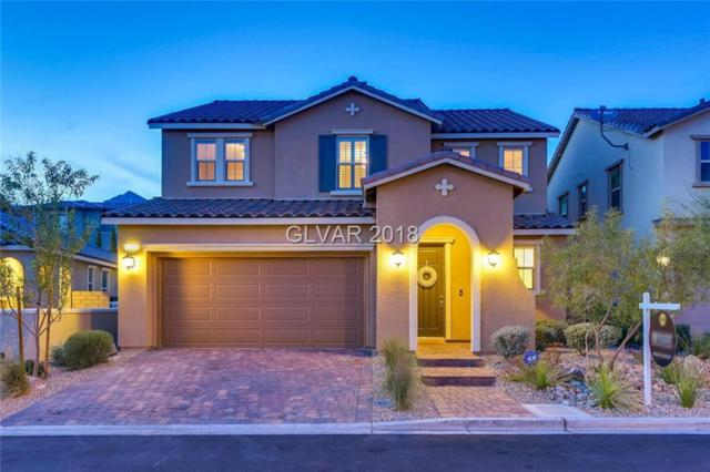12250 Los Mares, Las Vegas, NV 89138 (MLS #2044707) :: Vestuto Realty Group