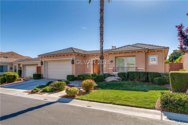 11291 La Madre Ridge, Las Vegas, NV 89135 (MLS #2044856) :: The Machat Group | Five Doors Real Estate