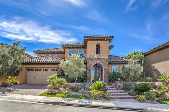 2573 Luberon, Henderson, NV 89044 (MLS #2044887) :: The Machat Group | Five Doors Real Estate