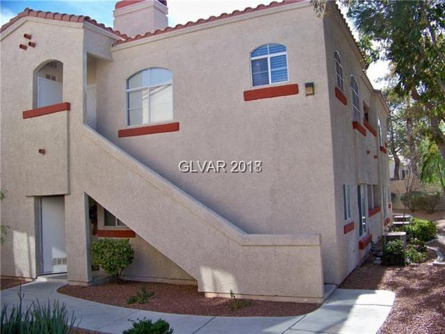 517 Indian Bluff #203, Las Vegas, NV 89145 (MLS #2045005) :: Sennes Squier Realty Group