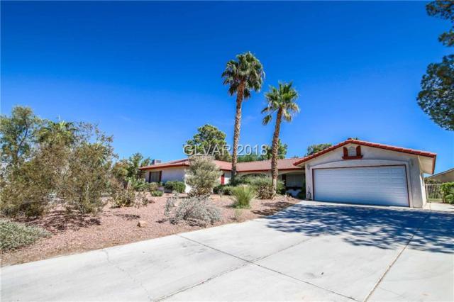 4532 Pony Express, North Las Vegas, NV 89031 (MLS #2045071) :: The Machat Group | Five Doors Real Estate