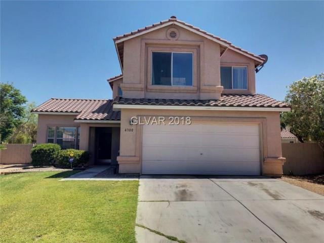 4300 Threshold, North Las Vegas, NV 89032 (MLS #2045393) :: Vestuto Realty Group