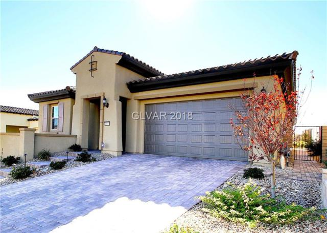 11819 Saverio, Las Vegas, NV 89138 (MLS #2045424) :: The Machat Group | Five Doors Real Estate