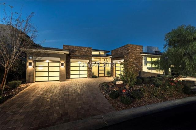 32 Hunting Horn, Las Vegas, NV 89135 (MLS #2045486) :: The Snyder Group at Keller Williams Marketplace One
