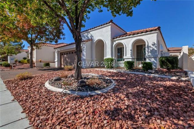 279 Spring Palms, Henderson, NV 89012 (MLS #2045547) :: The Machat Group | Five Doors Real Estate
