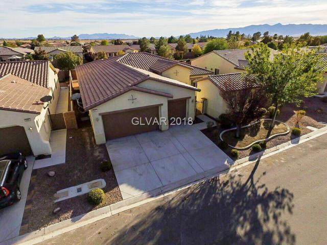 5271 E Agio, Pahrump, NV 89061 (MLS #2045609) :: Vestuto Realty Group