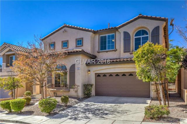 565 El Loro, Las Vegas, NV 89138 (MLS #2045679) :: The Machat Group | Five Doors Real Estate