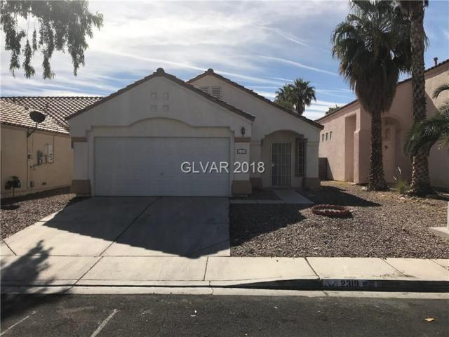 2319 Catskill, North Las Vegas, NV 89031 (MLS #2045792) :: The Snyder Group at Keller Williams Marketplace One
