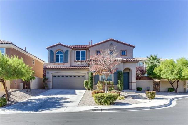 557 El Loro, Las Vegas, NV 89138 (MLS #2045811) :: The Machat Group | Five Doors Real Estate