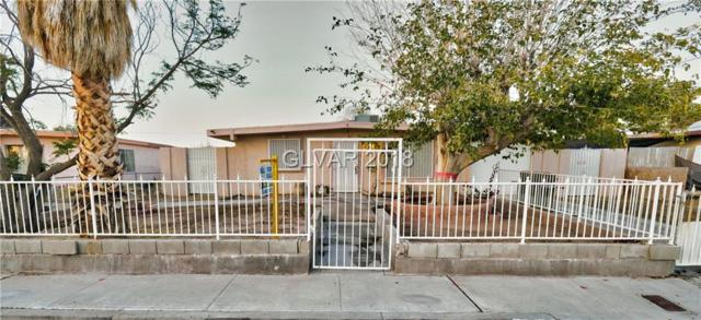 3852 San Francisco, Las Vegas, NV 89115 (MLS #2046068) :: Nancy Li Realty Team - Chinatown Office