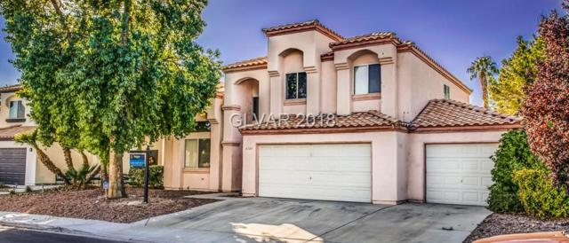 4709 Gonzales, Las Vegas, NV 89130 (MLS #2046082) :: The Snyder Group at Keller Williams Marketplace One