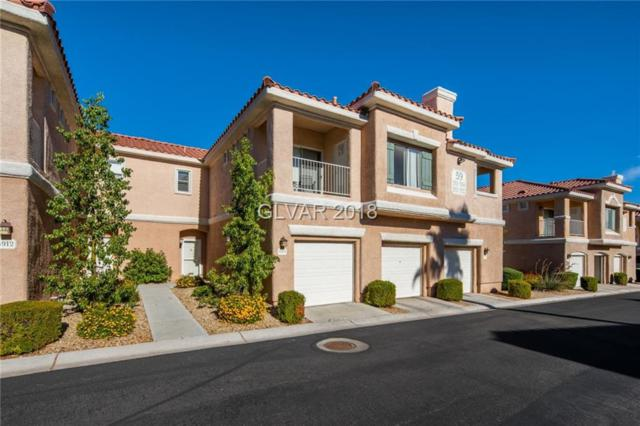 251 Green Valley #5913, Henderson, NV 89052 (MLS #2046397) :: The Snyder Group at Keller Williams Marketplace One