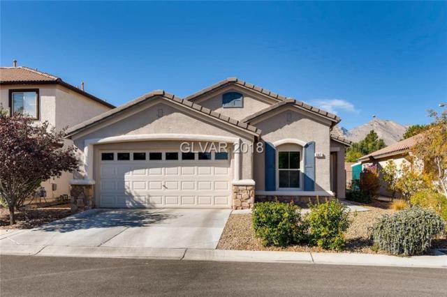 587 Del Giorno, Las Vegas, NV 89138 (MLS #2046416) :: The Machat Group | Five Doors Real Estate