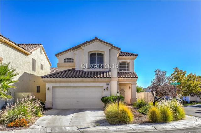 1656 Warrenville, Las Vegas, NV 89117 (MLS #2046429) :: Vestuto Realty Group