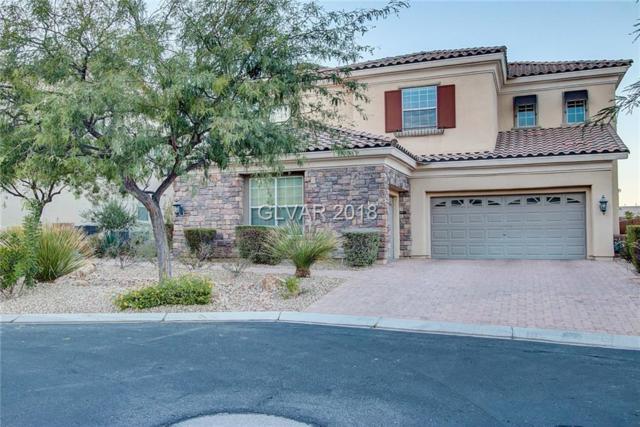 8036 Dolce Flore, Las Vegas, NV 89178 (MLS #2046448) :: Vestuto Realty Group