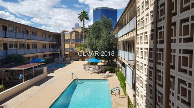 356 Desert Inn #114, Las Vegas, NV 89109 (MLS #2046482) :: The Snyder Group at Keller Williams Marketplace One