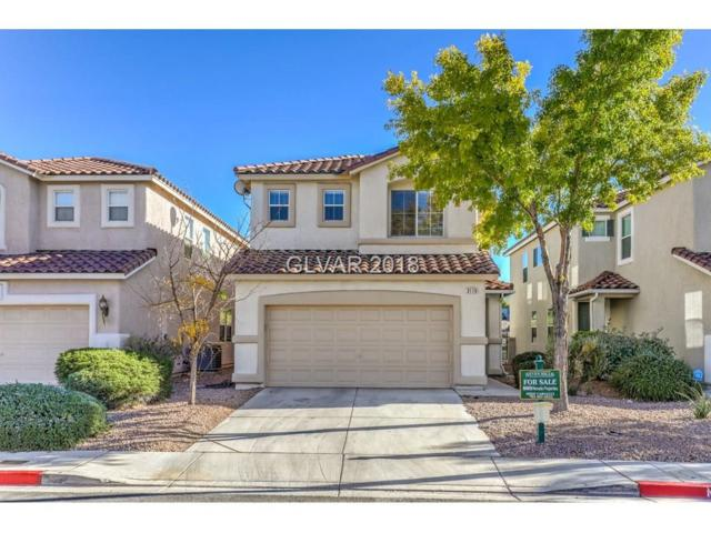 3119 Diamond Crest, Henderson, NV 89052 (MLS #2046523) :: Signature Real Estate Group