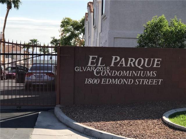 1800 Edmond #263, Las Vegas, NV 89146 (MLS #2046610) :: The Snyder Group at Keller Williams Marketplace One