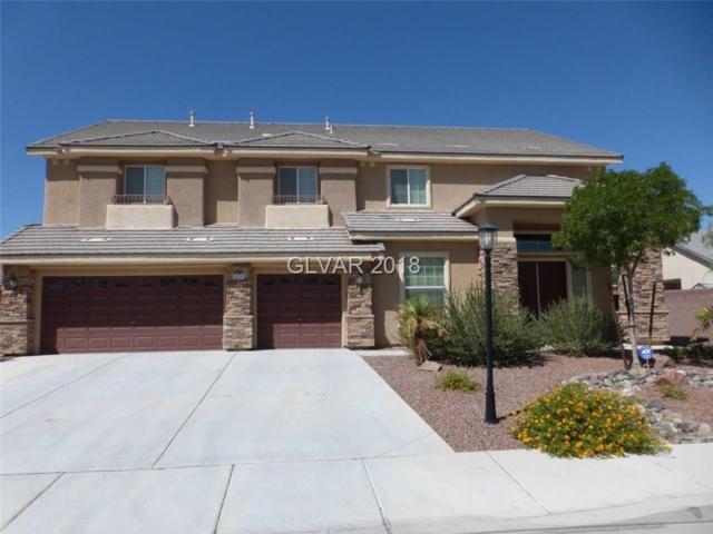 6224 Bullring, Las Vegas, NV 89130 (MLS #2046657) :: The Machat Group | Five Doors Real Estate