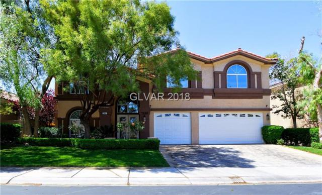 1385 Via Savona, Henderson, NV 89052 (MLS #2046729) :: Signature Real Estate Group