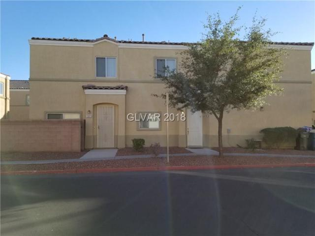 6328 Rolling Rose #101, North Las Vegas, NV 89081 (MLS #2046757) :: ERA Brokers Consolidated / Sherman Group